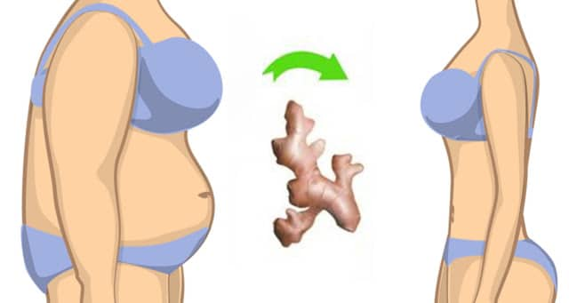 How To Lose Weight And Belly Fat With Ginger