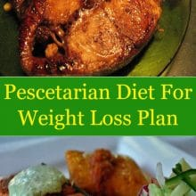Pescetarian Diet For Weight Loss Plan