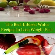 The Best Infused Water Recipes to Lose Weight Fast