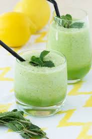 Green Dew Mint Smoothie