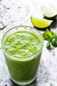 Mint Mojito Green Smoothie