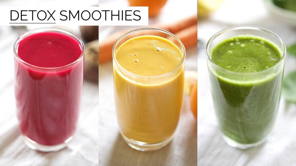 detox smoothies for weight loss recipes