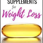 best supplements and vitamins for weight loss