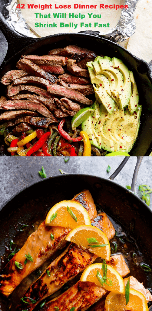 42 Weight Loss Dinner Recipes