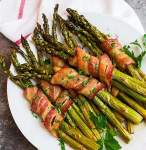 Asparagus Bacon Sticks