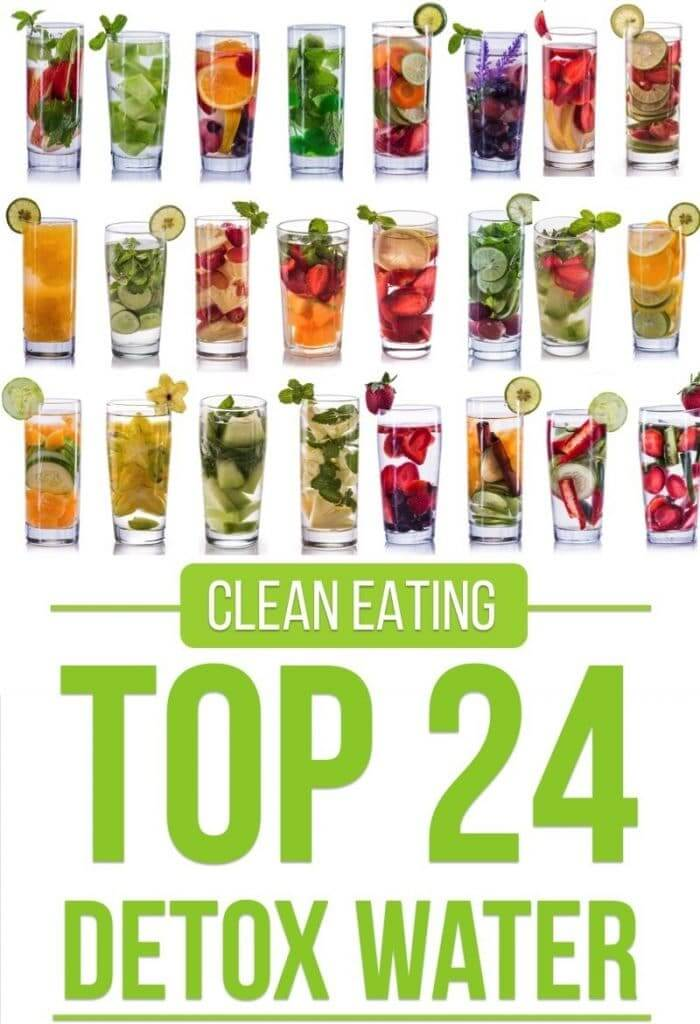 detox water recipes to boost your metabolism