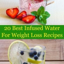 20 Best Infused Water For Weight Loss Recipes