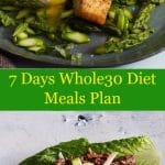 7 Days Whole 30 Diet Meal Plan