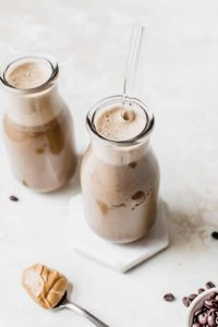 Cold Brew Protein Shake Smoothie