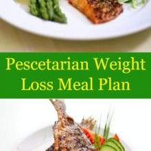 Pescetarian Weight Loss Meal Plan
