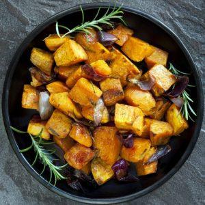 cooked sweet potato diet